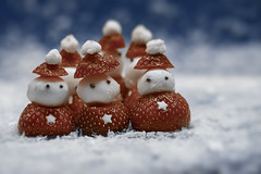 Desert strawberry Santas (TouTouke - Nightfox) Tags: appetizer art baby background berries brunch cake celebration cheese cheesecake children christmas claus concept cooking cream creative cute december dessert dinner festive food fruit fun funny happy hat healthy holiday idea kid lunch mascarpone meal merry new party recipe red santa season snack strawberry sweet symbol traditional treat whipped white winter xmas year