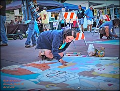 2016-10-23_PA230101_Chalk Art Festival,Clwtr Bch,Fl (robertlesterphotography) Tags: 12x4040x150 bal chalkfestivalclearwaterbeach clearwaterbeachfl events lighteff50 m1 oct232016 outandaround photom toncomp100