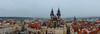 prague panorama (sixthofdecember) Tags: travel europe czechrepublic prague city urban building buildings architecture nikon nikond5100 tamron tamron18270 outside outdoors cityscape churchofourladybeforetýn church panorama pano overcast grey cloudy oldtownsquare