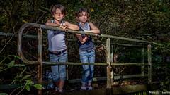 Bad Boys dans les bois (musette thierry) Tags: musette thierry garcon bois nature scnes belgique tournai
