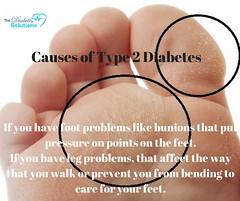 Causes of Type 2 Diabetes (thergmarketing) Tags: type2diabetes causes