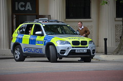 BV63WLJ (Emergency_Vehicles) Tags: bv63wlj metropolitan police jbq bmw x5 armed response vehicle arv london