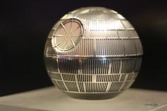 The shiny ball of doom (Barney Wong Hao) Tags: deathstar starwars royalselangor pewter