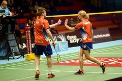 NBLmatch-5100-0302 (University of Derby) Tags: 5100 badminton nbl sportscentre universityofderby match