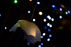christmas lights&crash (LikeTheHitter) Tags: christmas crash lightscrash lights ball navidad incidente natale accidente accident noël weihnachten kraŝo jól hrun nollag tuairteála luminarie bokeh