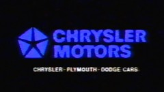 1988 - Commercial - Chrysler Motors w/Lee Iacocca - Customer Satisfaction J.D.Power (VideoArcheology) Tags: videoarcheology 1988 commercial chrysler motors wlee iacocca customer satisfaction jdpower