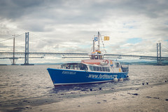 Forth-Belle-2016 (Ray Devlin) Tags: scotland scottish nikond800 forth estuary ferry brides south queensferry belle