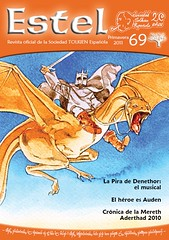 Sociedad_Tolkien_Espanola_Revista_Estel_69_portada (Sociedad Tolkien Espaola (STE)) Tags: ste estel revista tolkien esdla lotr