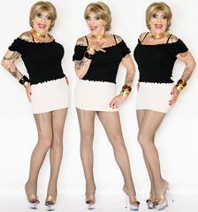 home13897-99 (Ann Drogyny) Tags: shoes legs heels crossdress crossdresser crossdressing cd tv tg ts transvestite transgender transsexual tranny tgirl glamour pinup mature cute sexy stockings nylons suspenders garters