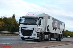 DAF CF 'Muller' reg SF16 CBC (erfmike51) Tags: dafcf artic euro6 truck fridgetrailer lorry muller