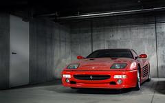 Forgotten. (Alex Penfold) Tags: ferrari 512m red dusty supercars supercar super car cars autos alex penfold 2016 japan tokyo