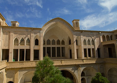 Tabatabei historical house, Isfahan province, Kashan, Iran (Eric Lafforgue) Tags: 0people architecture building colorimage courtyard day destinations elegance garden historic historicalhouse historicalresidence horizontal house houses iran iranian iranianculture islamicarchitecture kachan kashan middleeast nopeople nobody orient oriental outdoors palace persia persian photography prestigious sight tabatabei travel traveldestinations isfahanprovince