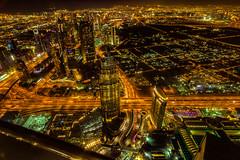 Burj Khalifa 124th floor. (bunney183) Tags: dubai long exposure bhurj khalifa