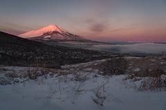 After the Snow in November (Yuga Kurita) Tags: mount fuji mt fujisan fujiyama beni japan landscape nature snowscape cloud sea