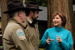 BC Parks Future Strategy to feature stronger conservation, more campsites (BC Gov Photos) Tags: bcparksfuturestrategy bcparks christyclark marypolak camping provincialparks recreation