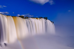 Waterfall in the clouds (Valter Patrial) Tags: waterfall clouds foz do iguaçu expedição inexplore