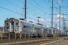 Amtrak Arrows (Nick Gagliardi) Tags: train trains railroad njt nj transit arrow iii mu multiple unit electric jersey arrows amtrak thanksgiving extra northeast corridor pennsylvania prr nec