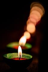ECS_0262 (Deepak Kaw) Tags: bokeh beautiful nikon night lights lamps color composition contrast flame festival india pune
