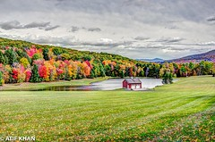 Fall in New York (Atif_M_Khan) Tags: travel catskills fall landscape nature new york pentax scenery scenic