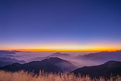 DSC08318 (a99775599) Tags: taiwan nantou sunset moutain cloud      sony a6000 e16 sel16f28 ecu1