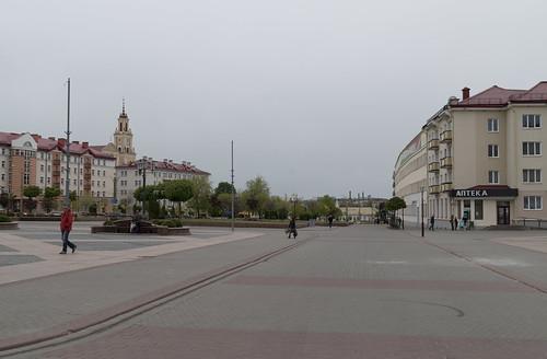 Savieckaja Square, 03.05.2014.