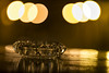 golden Christmas (marco monetti) Tags: christmaslights lucidinatale bokeh towncentre centrocittà bologna ashtray portacenere posacenere foodies foodiesbologna restaurant ristorante dinner