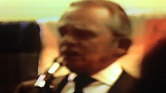 HERO-CON, Chicago, 1991, Frank Gorshin, Riddler, (Batman), (Picture Proof Autographs) Tags: herocon 1991 black beauty green hornet batman adam west bruce wayne van williams britt reid wende wagner frank gorshin ridder werner klemperer col klink john stamos full house ken shrinner days of our lifes billy warloff nikololai volkoff hollywood tv show