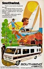 1979 southwind fleetwood motorhome ad