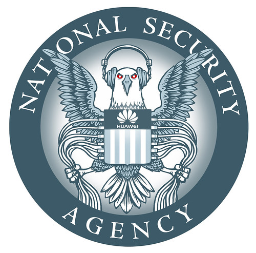 NSA Parody Logo, From FlickrPhotos