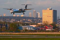 CYVR - Horizon Air De Havilland Canada DHC-8-402Q Dash 8 N430QX (CKwok Photography) Tags: yvr dash8 dehavillandcanada horizonair cyvr dhc8402q n430qx