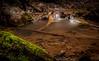 Backwater Creek 1 (Call_Me_Josh) Tags: longexposure water rock creek waterfall moss sticks stream mnstateparks richardtandersonpark
