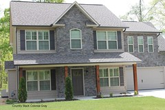 """Colonial Gray Country Stack • <a style=""""font-size:0.8em;"""" href=""""http://www.flickr.com/photos/40903979@N06/14123381414/"""" target=""""_blank"""">View on Flickr</a>"""