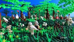 Its a massacre (peggyjdb) Tags: wales grove roman slaughter druid britannia britishhistory legionaries