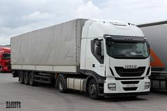 Iveco Stralis Hi-Way (RUS) (magicv8m) Tags: truck transport trans lkw tir