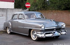 Chrysler Windsor De Luxe 1951 (XBXG) Tags: auto old usa classic netherlands car vintage de us automobile nederland voiture american windsor chrysler paysbas luxe 1951 ancienne rading amricaine hollandsche chryslerwindsor al1268