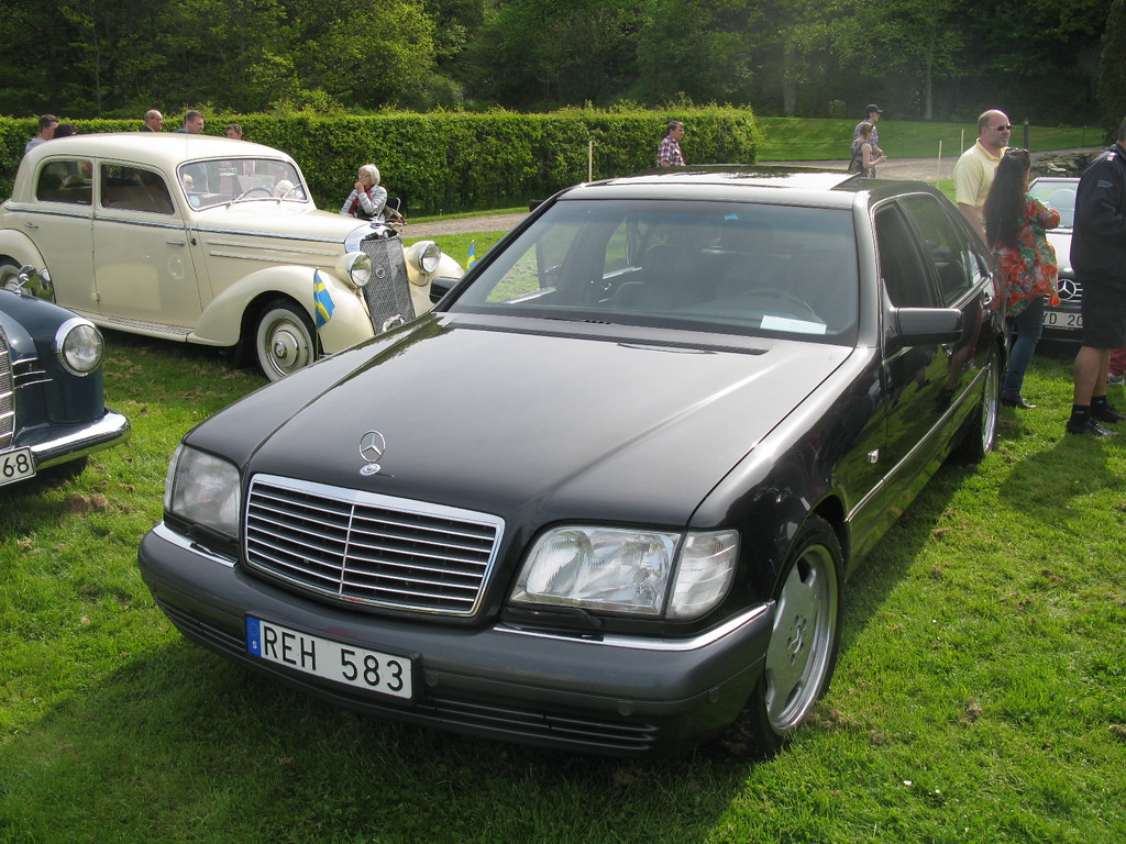 The world 39 s best photos of amg and w140 flickr hive mind for Mercedes benz s600 amg