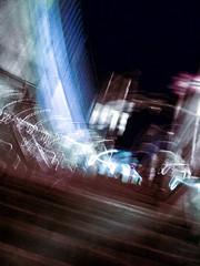 HANGER LANE 103 (Nigel Bewley) Tags: uk england blur london station underground blurry transport tube platform may londonunderground publictransport ealing thetube icm centralline londontransport tfl londonist transportforlondon artphotography hangerlane creativephotography intentionalcameramovement unlimitedphotos may2014