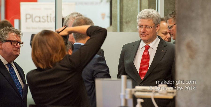 Prime Minister at Communitech - June 2014 010