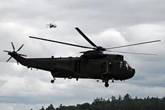 Royal Navy | Westland Sea King HC4 | ZA296 (Ryan Douglas.) Tags: sea king day ryan stirling navy royal national douglas westland forces armed 2014 afd za296 zj172 ryansairlinepictures nafd2014