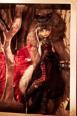 Cerise Wolf (Kael Farron) Tags: high san wolf doll comic dolls diego collection hood after ever exclusive con mattel cerise sdcc 2014 eah sdcc2014
