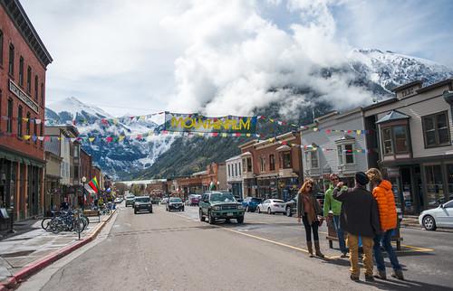 Mountainfilm Main Street
