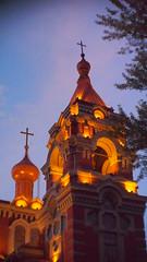 Saint Alekseyev Church (2) (X. Yang) Tags: bell c super mount manual harbin 25mm ep3 howell f19 comat sooc