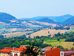 Treia, Marche, Italy- country (bygdb - Gianni Del Bufalo (CC BY-NC-SA)) Tags: italy panorama tourism nature farmhouse rural landscape countryside italia view farm country hills campagna crops agriculture marche marken itali macerata marches italiancountryside marcheregion fattoria rurale campiaitaliana collinemarchigiane themarches ruralhomes  campoitaliano italiantourism    destinazionemarche   italienischenlandschaft italakamparo    treiamacerata appenninomarchigianotreia destinazionemarche regionedellemarche marchesummer