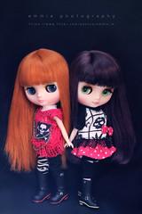 Tess and Rish