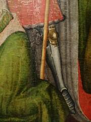 ca. 1430 - 'Crucifixion', Salzburg, Germanisches Nationalmuseum, Nrnberg, Bayern, Germany (roelipilami) Tags: salzburg austria christ soldiers krista armour crucifixion christus  armadura armure 1430 harnas crocifissione kruisiging  kreuzigung crucificao crucifixin  armh korsfstelse wapenrusting krianje   ukrzyowanie krossfesting keresztrefeszts ukiovn korsfestelse  ukriovanie korsfstelse ristiinnaulitseminen nukryiavimas rstignire  razapinjanje