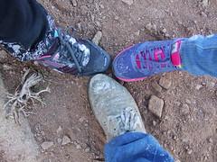 (Alaa Ali Zaki) Tags: friends mountain ice legs egypt
