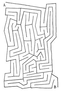A Maze A Day: 001