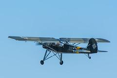 FHC Skyfair (wacamerabuff) Tags: airplane aircraft fi c2 156 storch fieseler