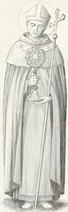 """Image from page 128 of """"Caractâeristiques des saints dans l'art populaire"""" (1867)"""
