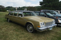 1977 Buick Electra 6 Door Limousine (DVS1mn) Tags: ambulance limousine hearse professionalcars professionalcarsociety